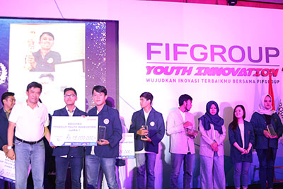 Gallery FIFGROUP Youth Innovation